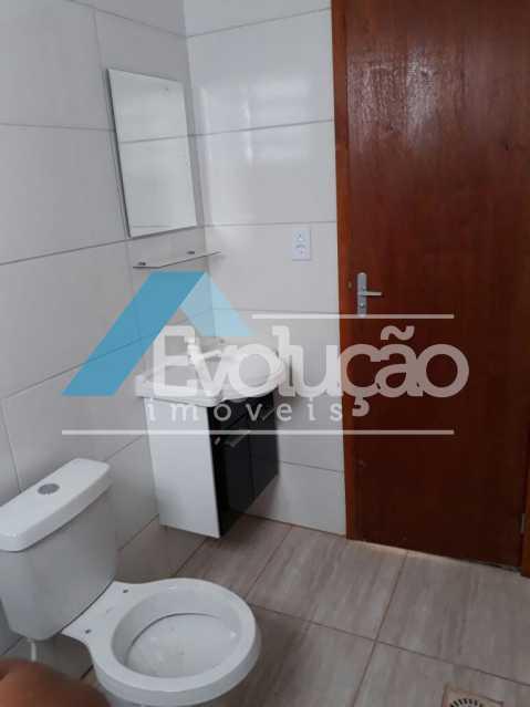 7 - Casa 2 quartos à venda Campo Grande, Rio de Janeiro - R$ 199.999 - V0262 - 8