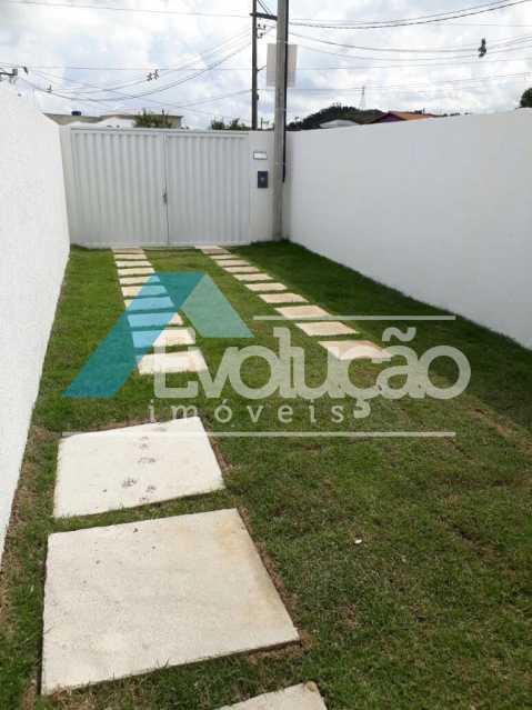 13 - Casa 2 quartos à venda Campo Grande, Rio de Janeiro - R$ 199.999 - V0262 - 14