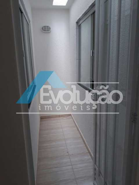 14 - Casa 2 quartos à venda Campo Grande, Rio de Janeiro - R$ 199.999 - V0262 - 15