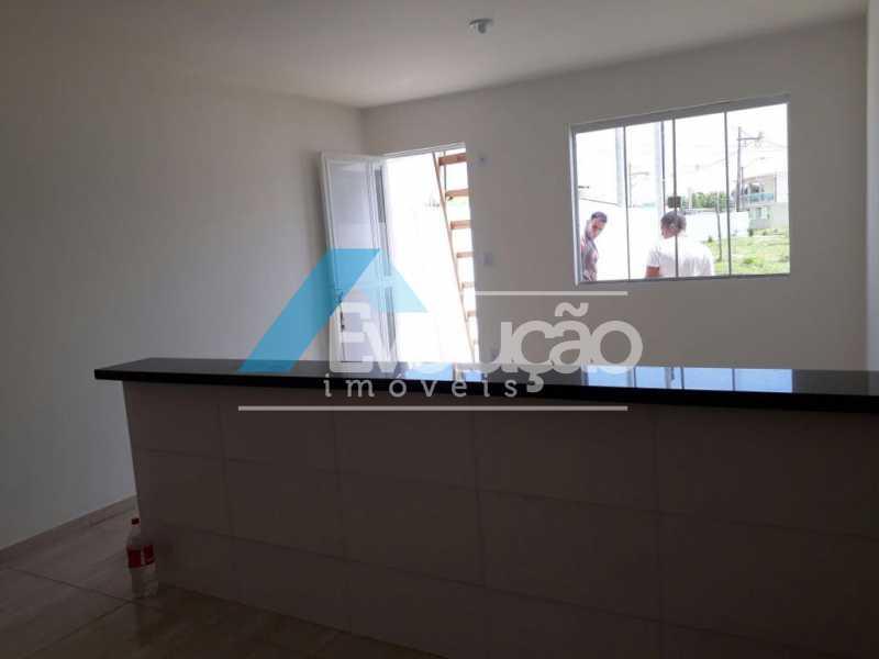 15 - Casa 2 quartos à venda Campo Grande, Rio de Janeiro - R$ 199.999 - V0262 - 16