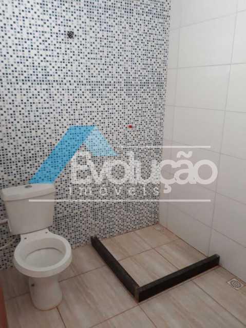17 - Casa 2 quartos à venda Campo Grande, Rio de Janeiro - R$ 199.999 - V0262 - 18