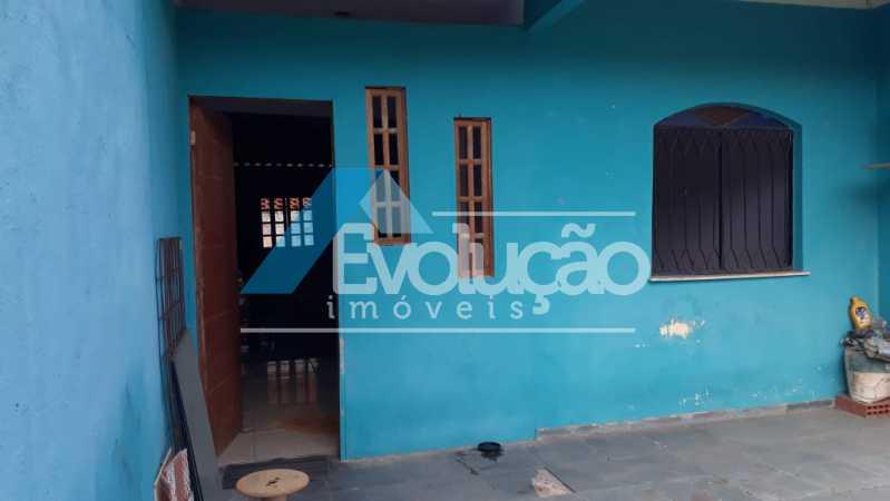 2 - Casa 2 quartos à venda Campo Grande, Rio de Janeiro - R$ 230.000 - V0267 - 3