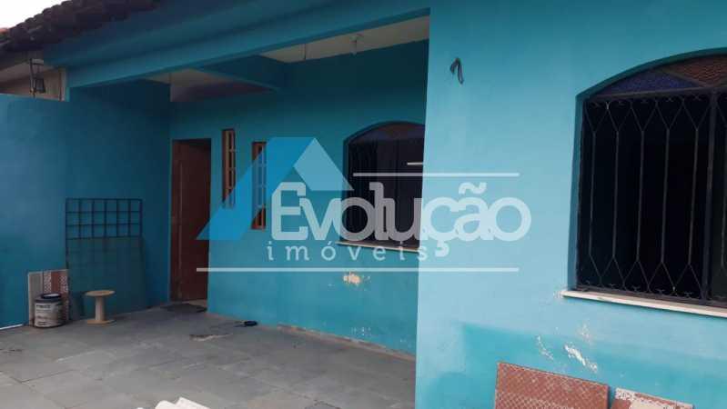 1 - Casa 2 quartos à venda Campo Grande, Rio de Janeiro - R$ 230.000 - V0267 - 1