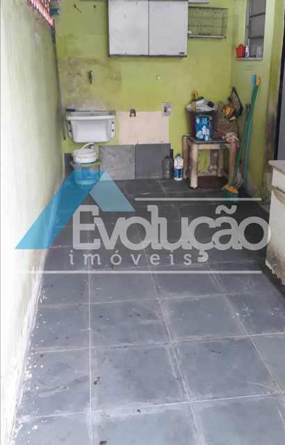 10 - Casa 2 quartos à venda Campo Grande, Rio de Janeiro - R$ 230.000 - V0267 - 11