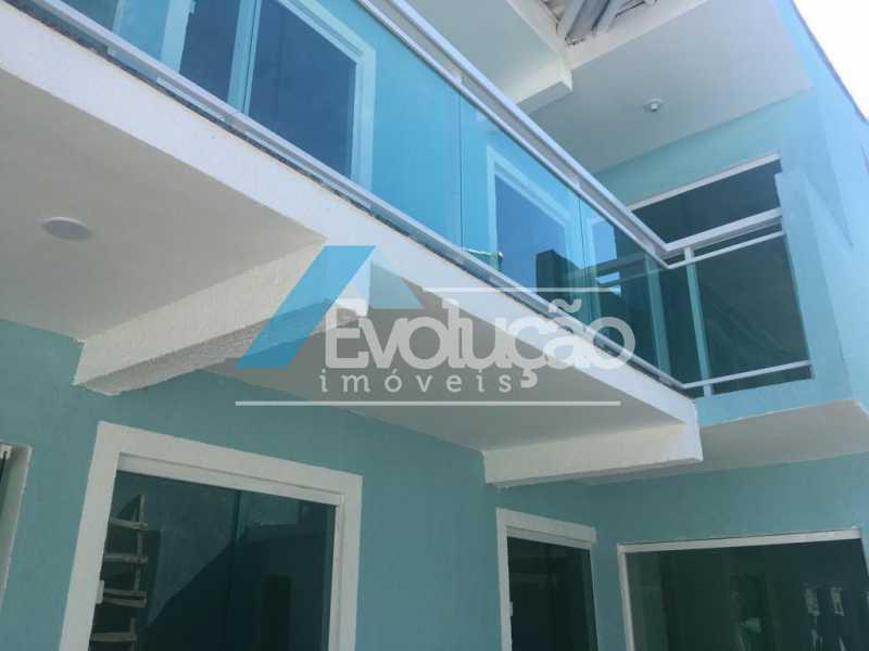 F - Casa em Condomínio 2 quartos à venda Cosmos, Rio de Janeiro - R$ 150.000 - V0275 - 9