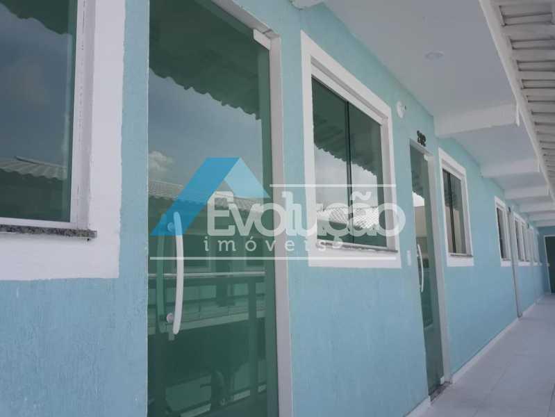 F - Casa em Condomínio 2 quartos à venda Cosmos, Rio de Janeiro - R$ 150.000 - V0275 - 10