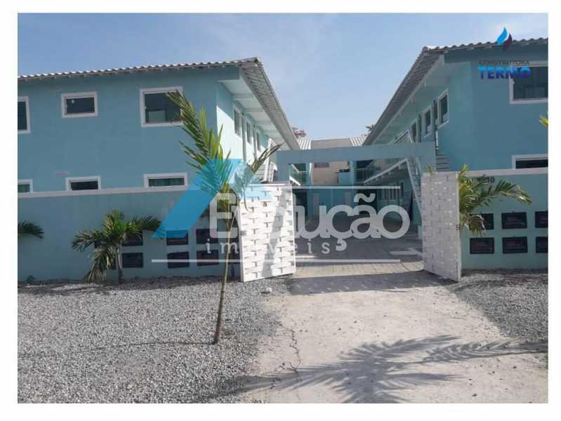 WhatsApp Image 2019-11-11 at 1 - Casa em Condomínio 2 quartos à venda Cosmos, Rio de Janeiro - R$ 150.000 - V0275 - 1