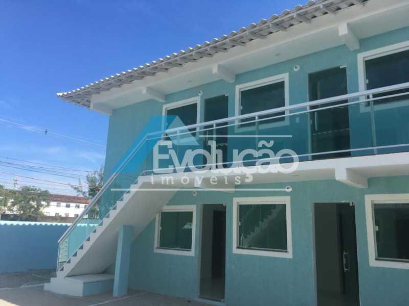 F - Casa em Condomínio 2 quartos à venda Cosmos, Rio de Janeiro - R$ 150.000 - V0275 - 12