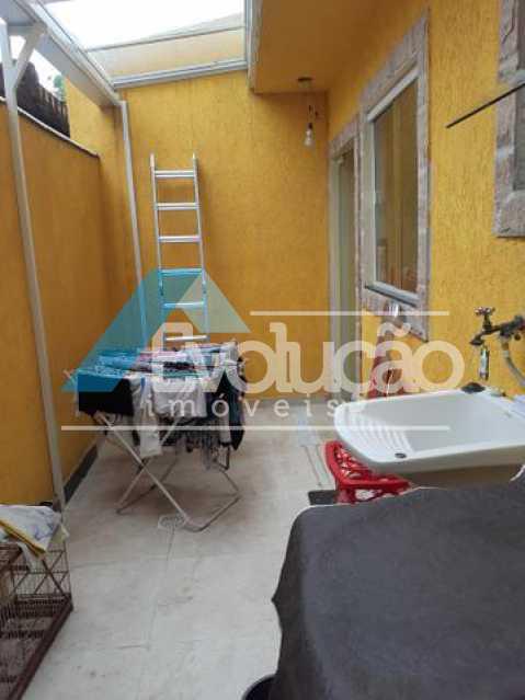 F - Casa em Condomínio 2 quartos à venda Magalhães Bastos, Rio de Janeiro - R$ 390.000 - V0280 - 9