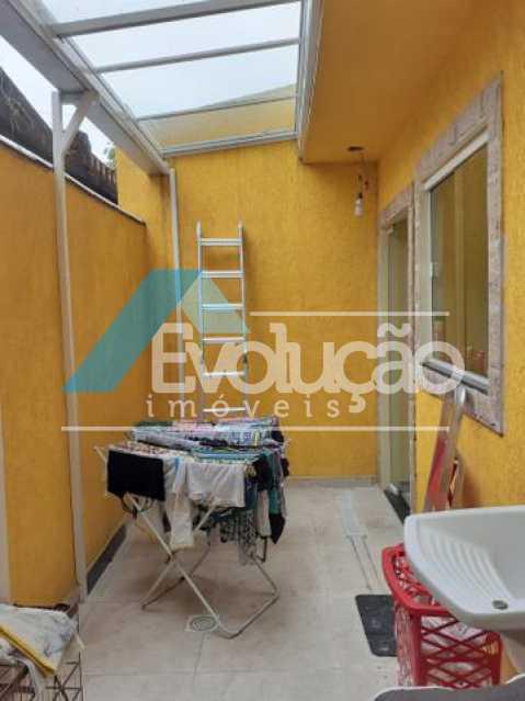 F - Casa em Condomínio 2 quartos à venda Magalhães Bastos, Rio de Janeiro - R$ 390.000 - V0280 - 10