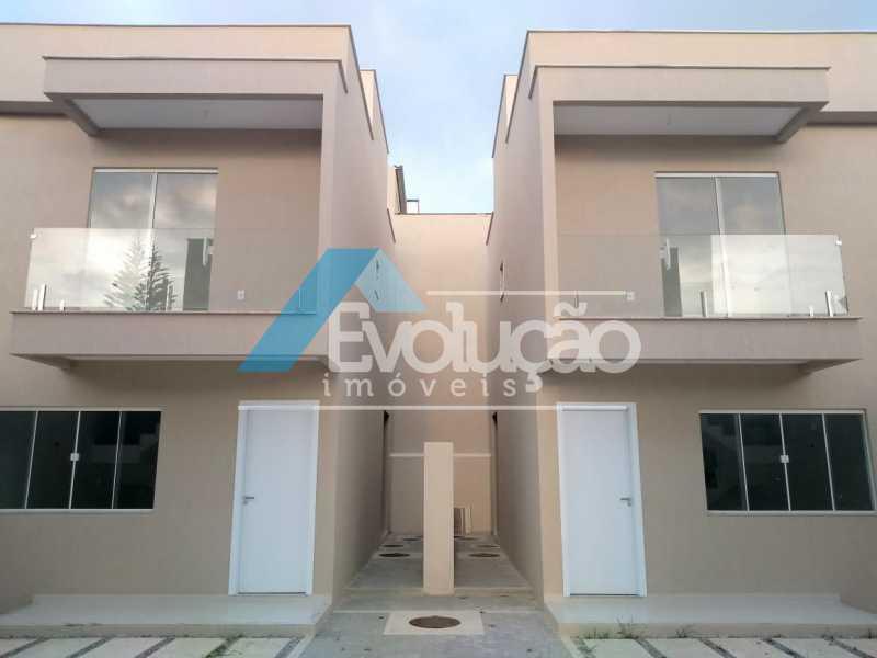 F - Casa em Condomínio 2 quartos à venda Campo Grande, Rio de Janeiro - R$ 279.000 - V0296 - 3