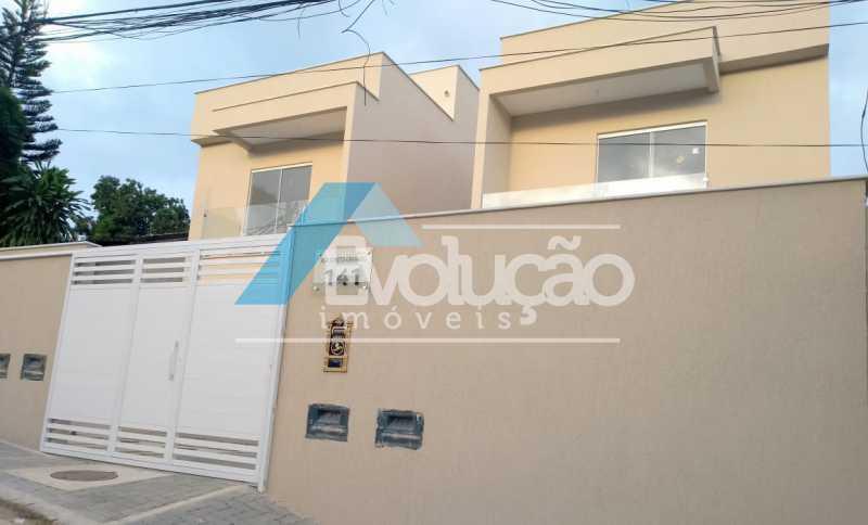 F - Casa em Condomínio 2 quartos à venda Campo Grande, Rio de Janeiro - R$ 279.000 - V0296 - 4