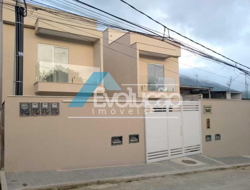 F - Casa em Condomínio 2 quartos à venda Campo Grande, Rio de Janeiro - R$ 279.000 - V0296 - 5