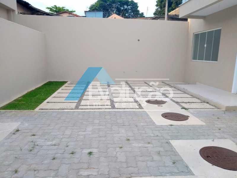 F - Casa em Condomínio 2 quartos à venda Campo Grande, Rio de Janeiro - R$ 279.000 - V0296 - 6