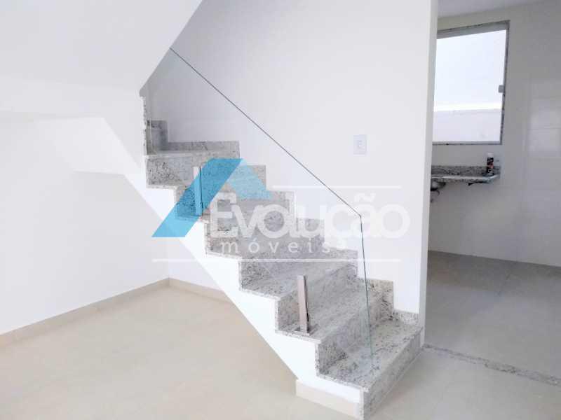 F - Casa em Condomínio 2 quartos à venda Campo Grande, Rio de Janeiro - R$ 279.000 - V0296 - 7