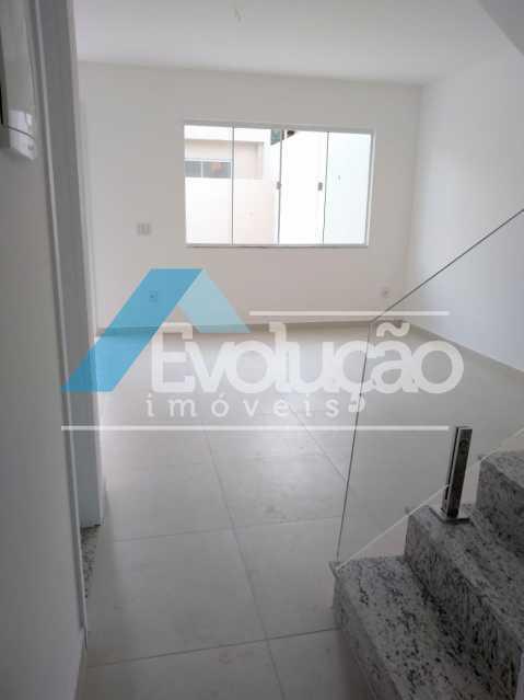 F - Casa em Condomínio 2 quartos à venda Campo Grande, Rio de Janeiro - R$ 279.000 - V0296 - 8