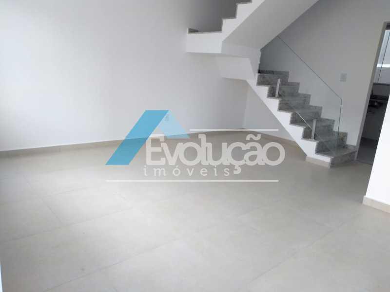 F - Casa em Condomínio 2 quartos à venda Campo Grande, Rio de Janeiro - R$ 279.000 - V0296 - 9