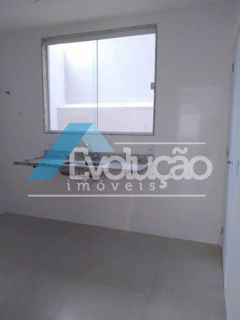 F - Casa em Condomínio 2 quartos à venda Campo Grande, Rio de Janeiro - R$ 279.000 - V0296 - 10