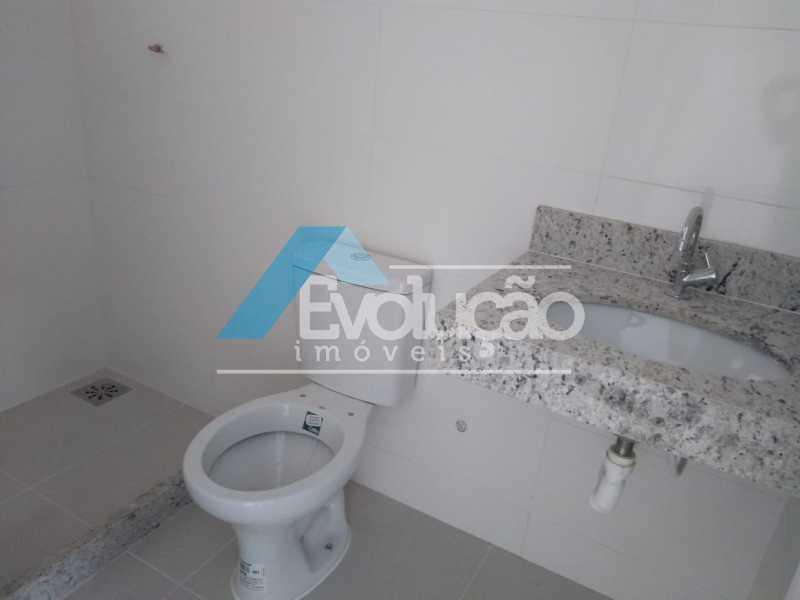 F - Casa em Condomínio 2 quartos à venda Campo Grande, Rio de Janeiro - R$ 279.000 - V0296 - 11