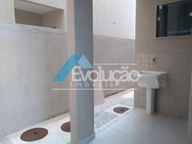 F - Casa em Condomínio 2 quartos à venda Campo Grande, Rio de Janeiro - R$ 279.000 - V0296 - 12