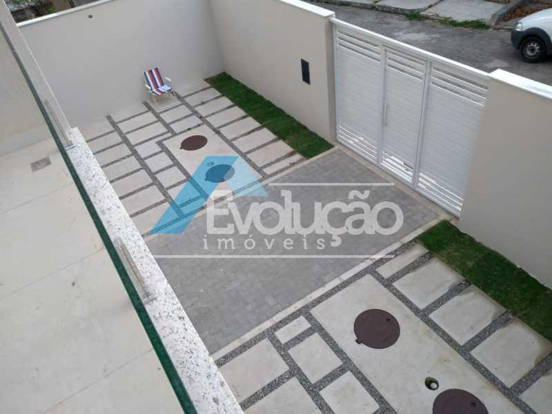 F - Casa em Condomínio 2 quartos à venda Campo Grande, Rio de Janeiro - R$ 279.000 - V0296 - 16