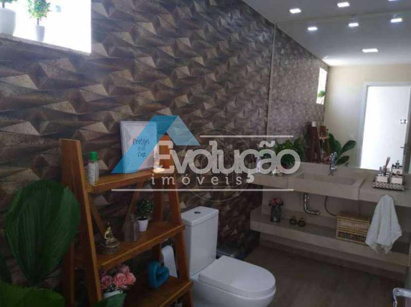 F - Casa em Condomínio 4 quartos à venda Campo Grande, Rio de Janeiro - R$ 999.999 - V0297 - 6