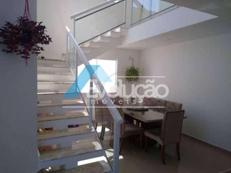 F - Casa em Condomínio 4 quartos à venda Campo Grande, Rio de Janeiro - R$ 999.999 - V0297 - 7