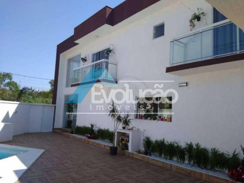 F - Casa em Condomínio 4 quartos à venda Campo Grande, Rio de Janeiro - R$ 999.999 - V0297 - 5