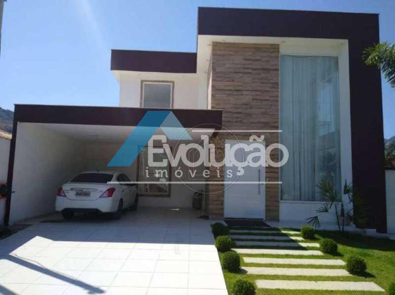 F - Casa em Condomínio 4 quartos à venda Campo Grande, Rio de Janeiro - R$ 999.999 - V0297 - 4