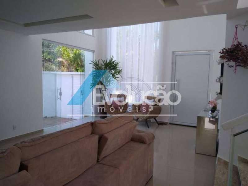 F - Casa em Condomínio 4 quartos à venda Campo Grande, Rio de Janeiro - R$ 999.999 - V0297 - 9