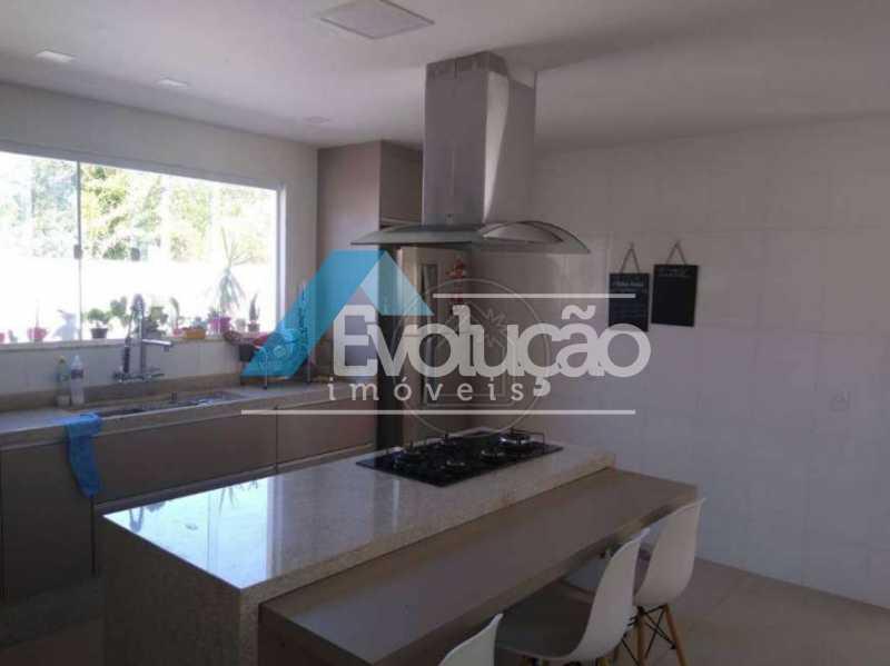 F - Casa em Condomínio 4 quartos à venda Campo Grande, Rio de Janeiro - R$ 999.999 - V0297 - 10