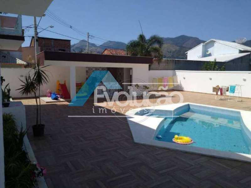 F - Casa em Condomínio 4 quartos à venda Campo Grande, Rio de Janeiro - R$ 999.999 - V0297 - 3