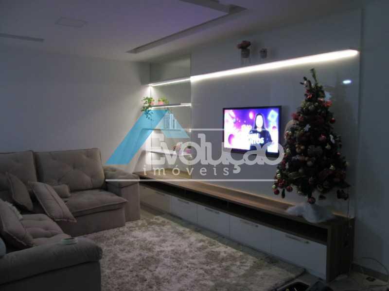 F. - Casa em Condomínio 4 quartos à venda Campo Grande, Rio de Janeiro - R$ 999.999 - V0297 - 11