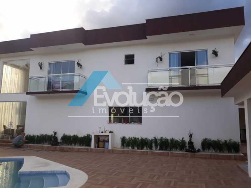 F - Casa em Condomínio 4 quartos à venda Campo Grande, Rio de Janeiro - R$ 999.999 - V0297 - 12