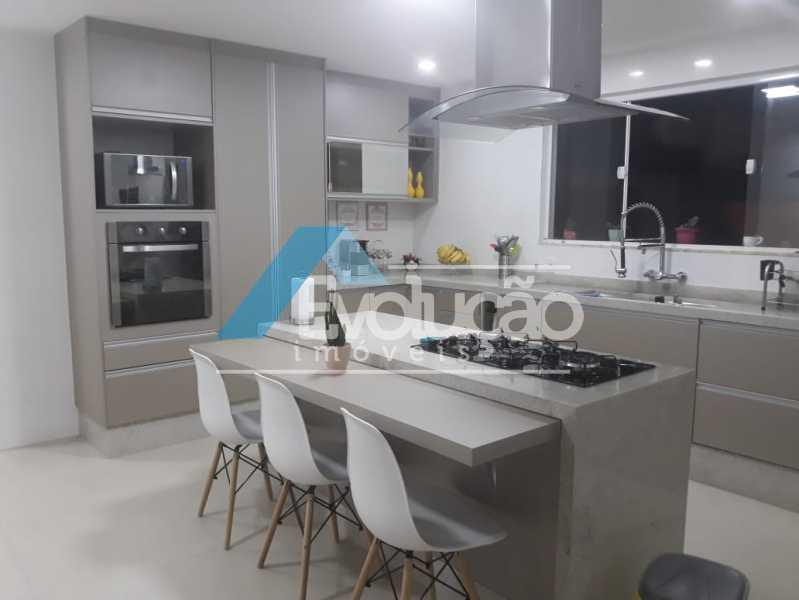 F - Casa em Condomínio 4 quartos à venda Campo Grande, Rio de Janeiro - R$ 999.999 - V0297 - 13