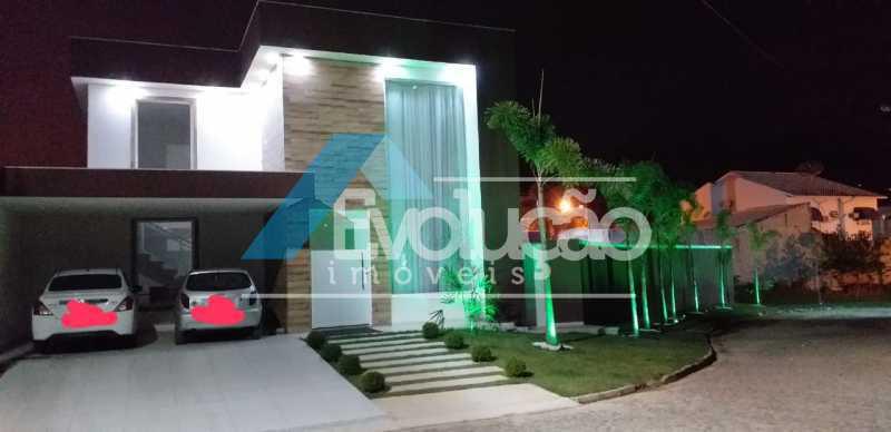 F - Casa em Condomínio 4 quartos à venda Campo Grande, Rio de Janeiro - R$ 999.999 - V0297 - 14