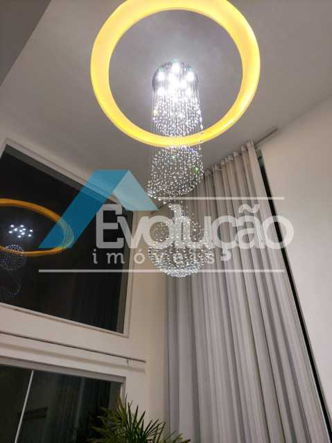 F - Casa em Condomínio 4 quartos à venda Campo Grande, Rio de Janeiro - R$ 999.999 - V0297 - 15