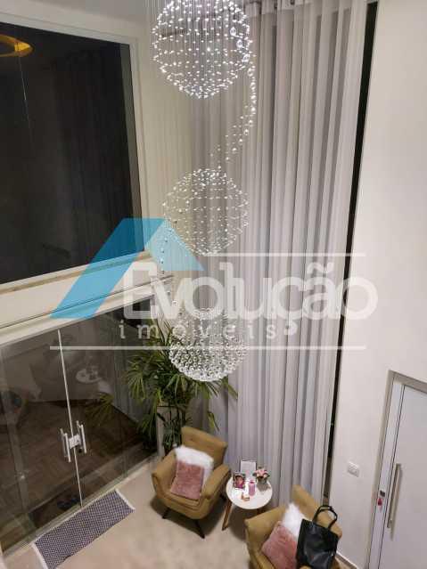 F - Casa em Condomínio 4 quartos à venda Campo Grande, Rio de Janeiro - R$ 999.999 - V0297 - 16