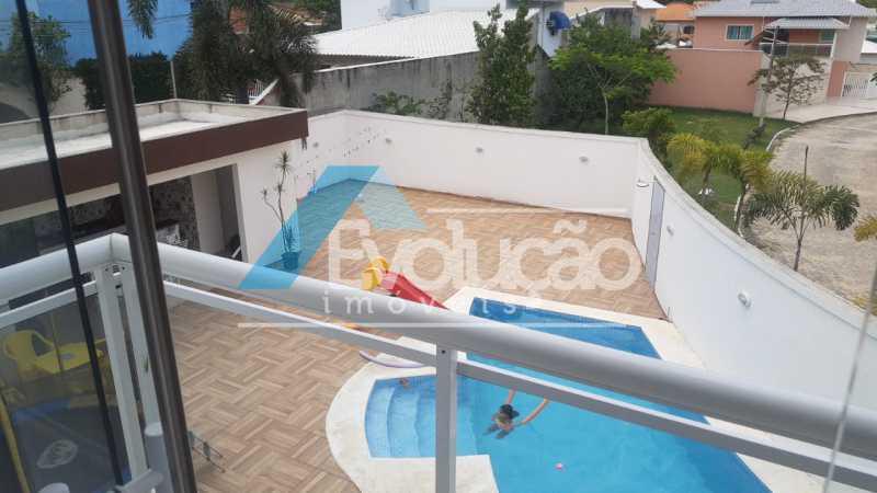 LAZER - Casa em Condomínio 4 quartos à venda Campo Grande, Rio de Janeiro - R$ 999.999 - V0297 - 18