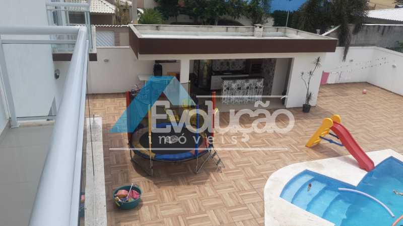 LAZER - Casa em Condomínio 4 quartos à venda Campo Grande, Rio de Janeiro - R$ 999.999 - V0297 - 19