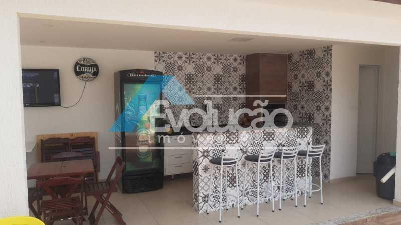 LAZER - Casa em Condomínio 4 quartos à venda Campo Grande, Rio de Janeiro - R$ 999.999 - V0297 - 20