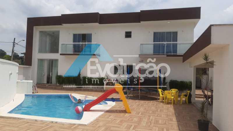 LAZER - Casa em Condomínio 4 quartos à venda Campo Grande, Rio de Janeiro - R$ 999.999 - V0297 - 1