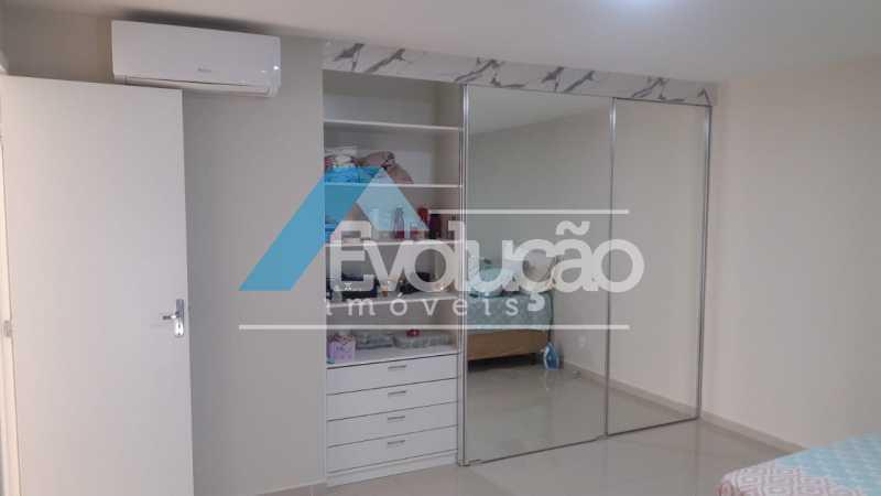 F - Casa em Condomínio 4 quartos à venda Campo Grande, Rio de Janeiro - R$ 999.999 - V0297 - 21