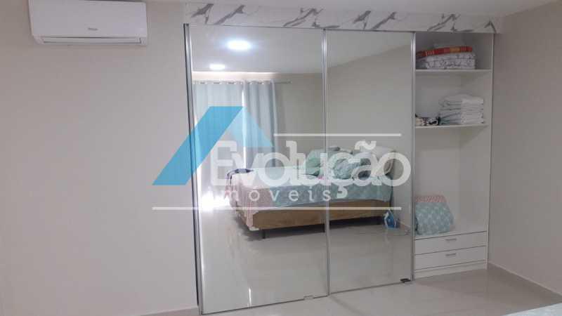F - Casa em Condomínio 4 quartos à venda Campo Grande, Rio de Janeiro - R$ 999.999 - V0297 - 22