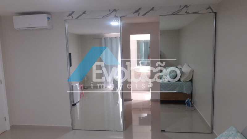 F - Casa em Condomínio 4 quartos à venda Campo Grande, Rio de Janeiro - R$ 999.999 - V0297 - 23