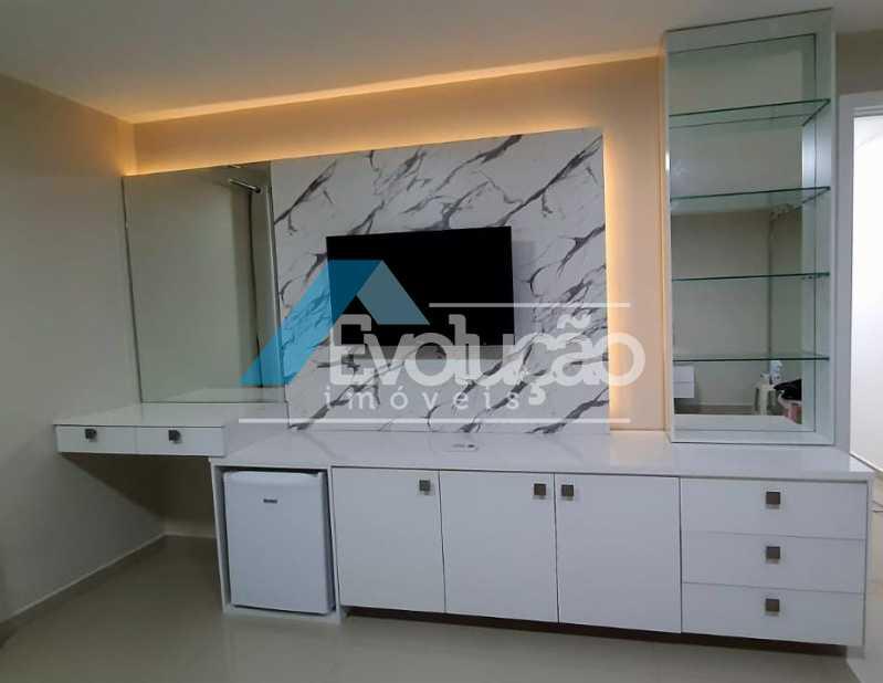 HOME SUÍTE PRINCIPAL. - Casa em Condomínio 4 quartos à venda Campo Grande, Rio de Janeiro - R$ 999.999 - V0297 - 24