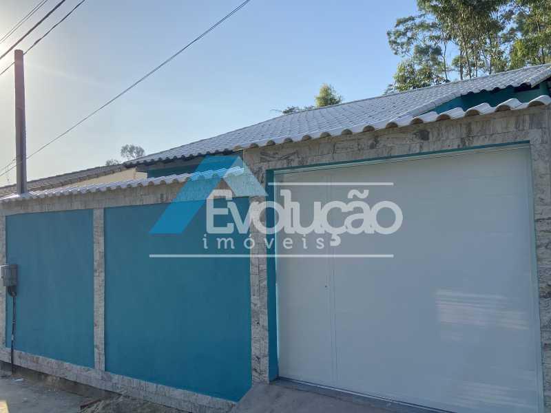 FACHADA - Casa à venda Rua Farol de São Tomé,Campo Grande, Rio de Janeiro - R$ 285.000 - V0299 - 4