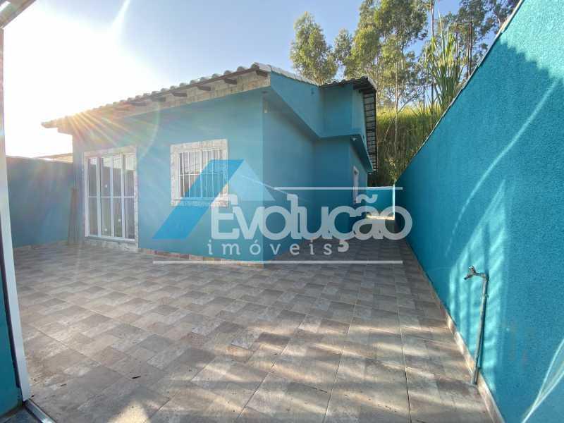 FRENTE CASA - Casa à venda Rua Farol de São Tomé,Campo Grande, Rio de Janeiro - R$ 285.000 - V0299 - 5