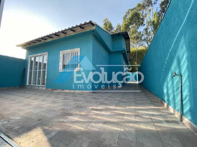 FRENTE CASA - Casa à venda Rua Farol de São Tomé,Campo Grande, Rio de Janeiro - R$ 285.000 - V0299 - 3