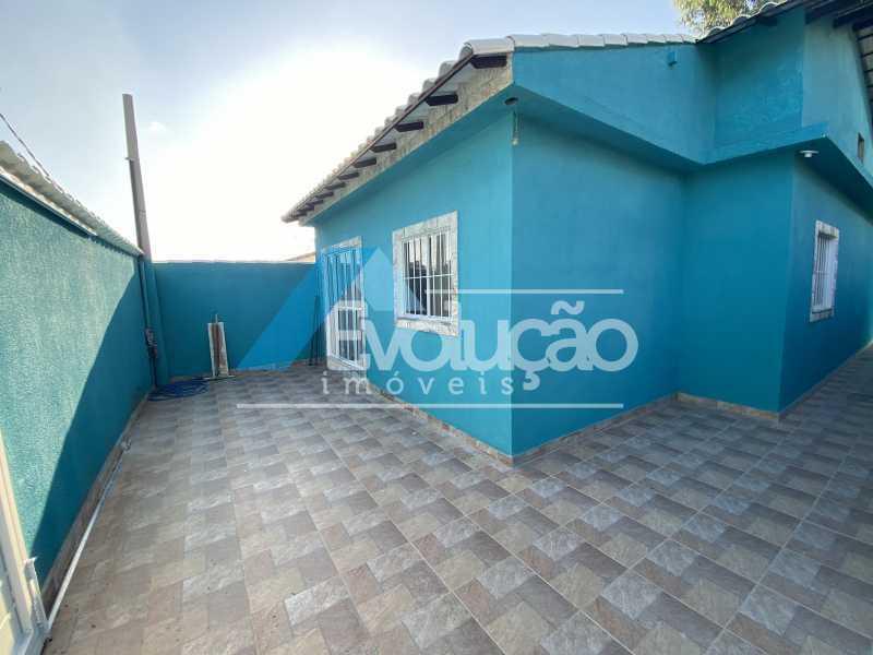 FRENTE CASA - Casa à venda Rua Farol de São Tomé,Campo Grande, Rio de Janeiro - R$ 285.000 - V0299 - 6